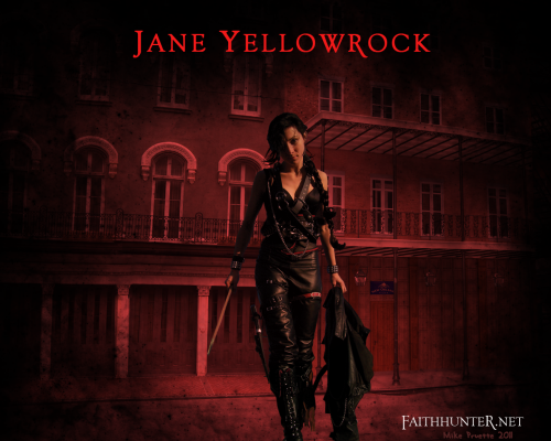 Jane Yellowrock wallpaper-1280x1024