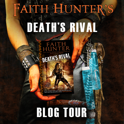 Official Blog Tour Schedule - Bestselling Dark Fantasy Author Faith Hunter