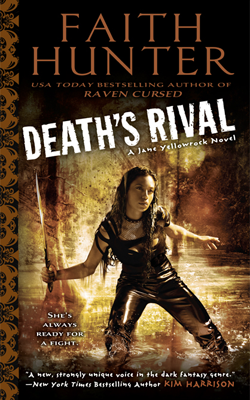 DEATH'S RIVAL book cover - Urban Fantasy / Paranormal