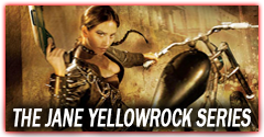 Jane Yellowrock series